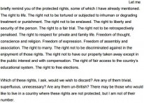 """Shoaib M Khan on Twitter: """"Lord Bingham: """"Which of these rights would we wish to discard? Are any of them trivial or unnecessary"""