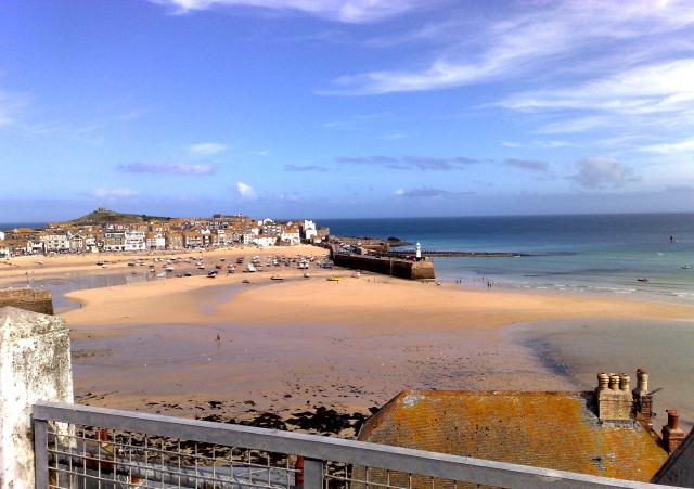 St Ives - a beautiful day
