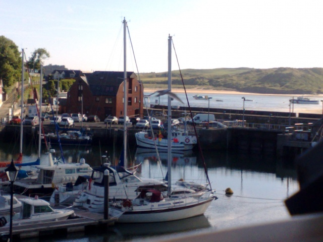 Harbour Padstow, 2014