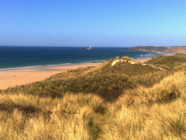Fabulous Gwithian and Godrevy 2015