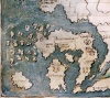 Earliest known, relatively realistic map of Britain in #AngloSaxon world #map, made c1025-50 & based on Roman model | @DrSueOost