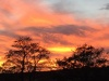 Cornish autumn sunset - Helston