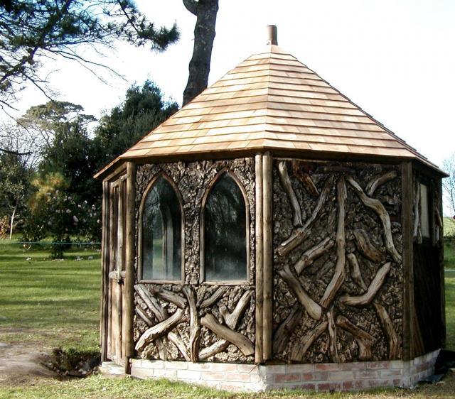 Edwardian Summerhouse @ Trengwainton
