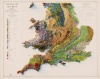 3D Render England | Geological Map 1957